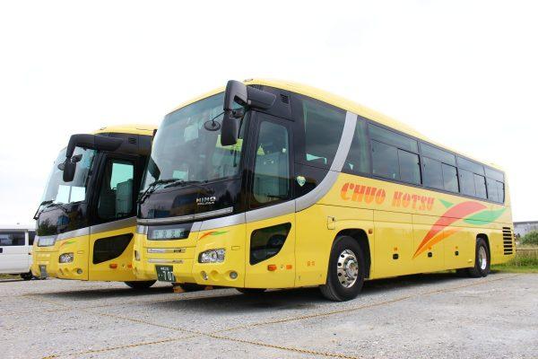沖縄・貸切バス(中央交通)