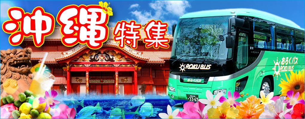 沖縄×貸切バス